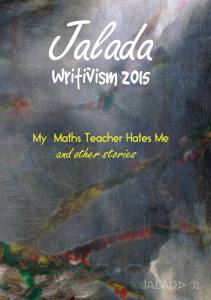 Jalada anthology 2015 cover